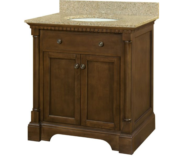 Brokering Solutions Cabinets, Renee Collection (Hazelnut)